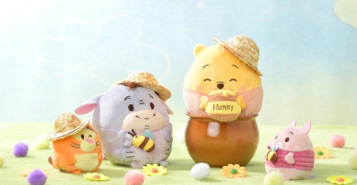 Disney ufufy | New Disney Stuffed Toy Series