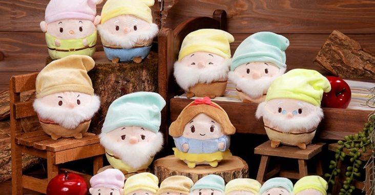 Winter Toys 10 And Up : Snow white ufufy set disney